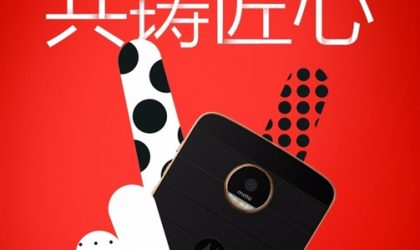 Moto Z2 could launch in China first, teased on Weibo