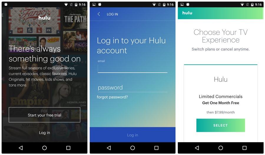 Hulu update: Version 3.0 brings major UI changes