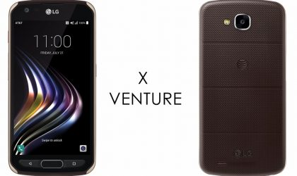 LG X Venture announced, AT&T exclusive in USA