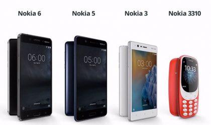 Nokia 6, Nokia 5 and Nokia 3 released in Malaysia