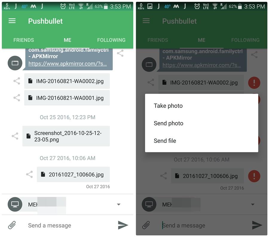 pushbullet-file-transfer-app