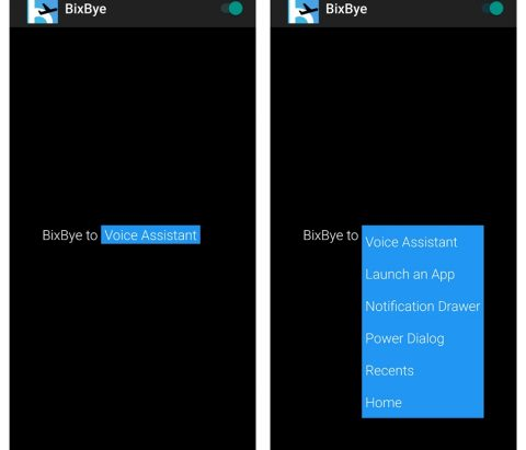 How to remap Bixby button using 3rd party app