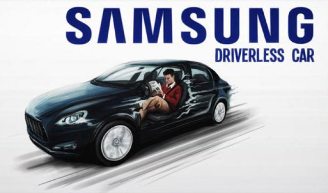 Samsung Electronics gets South Korea nod to test driverless car