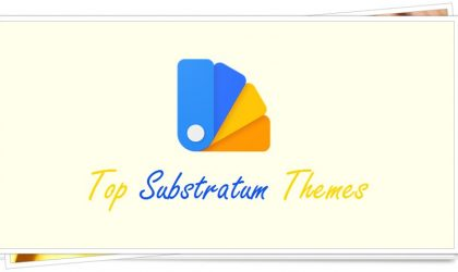Top 20 Substratum themes you can use