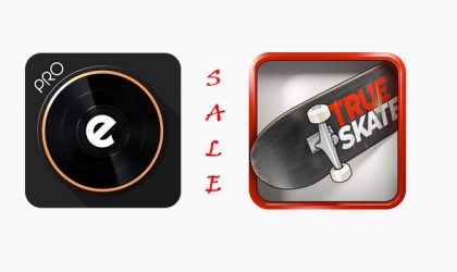 Edjing PRO and True Skate on sale right now