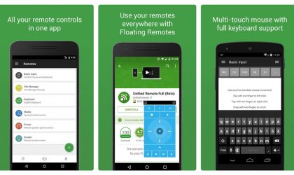 Deal: Unified Remote full price down from $4.49 to $0.99