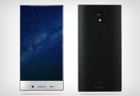 Sharp to launch full screen Android phones in China soon