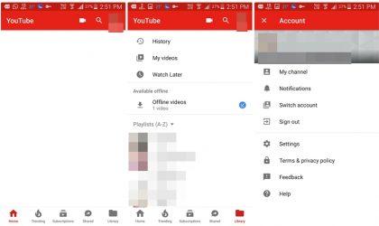 YouTube update brings major UI changes