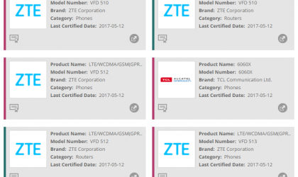 ZTE planning Android 7.1.1 devices for Vodafone UK