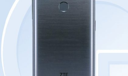 ZTE BV0870 specs and images leak out of TENAA