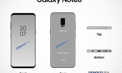 Galaxy Note 8 to release early in August, before IFA 2017