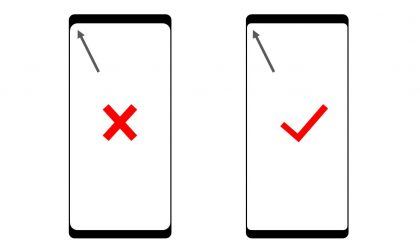 Samsung Galaxy Note 8 to feature narrow angles in display's corners