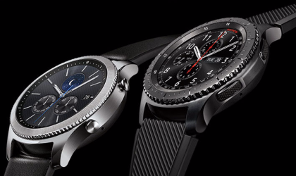 Verizon Gear S3 Frontier and Gear S3 Classic now in stores