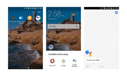 Get Google Assistant on Android Lollipop and Tablets without root using Google Assistant Launcher app [APK]