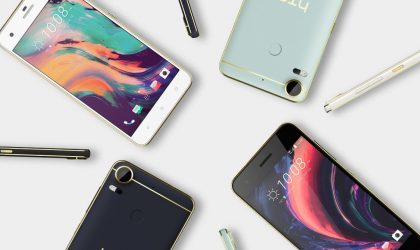 HTC Desire 10 Pro receiving OTA update in India with software version 1.18.400.20