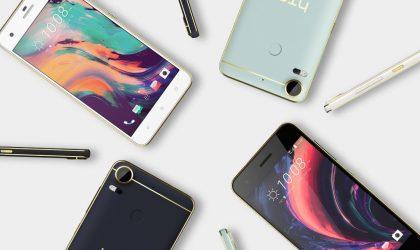 HTC Desire 10 Pro receives update to version 1.18.401.20
