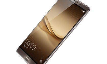 Huawei Mate 8 update brings April security patch, build B581 [Download]