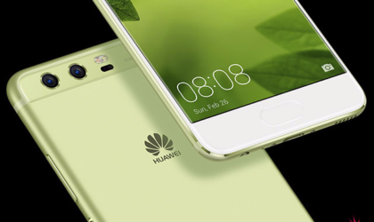 Latest Huawei P10 update B320 improves fingerprint unlock response time and app startup speed