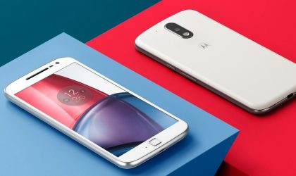 Moto G4 Play receiving Android 7.1.1 update with software version NPI26.48-8