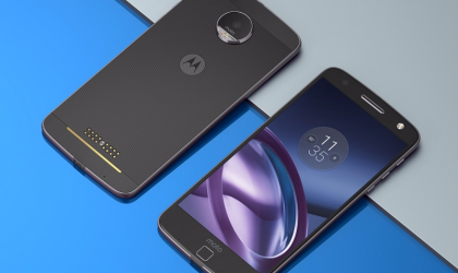 Moto Z Android 7.1.1 update rolling out with software version NPL.26.107