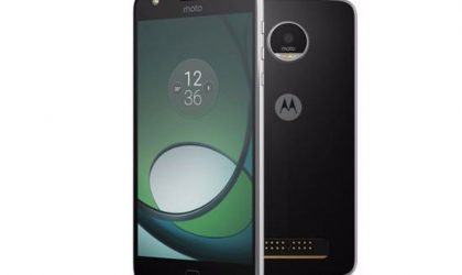 Moto Z Play Android 7.1.1 update releases with June security patch