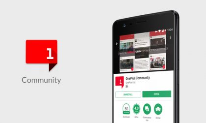 OnePlus Community app v1.9 now available on the Play Store
