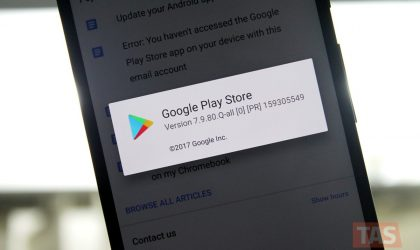 Google Play Store update rolling out with version 7.9.80 [APK]