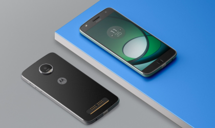 Verizon Moto Z Play and LG Transpyre receiving OTA update with May security patches