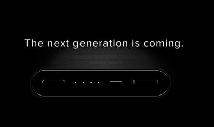 Xiaomi teases next generation Mi Power Bank with USB Type C port