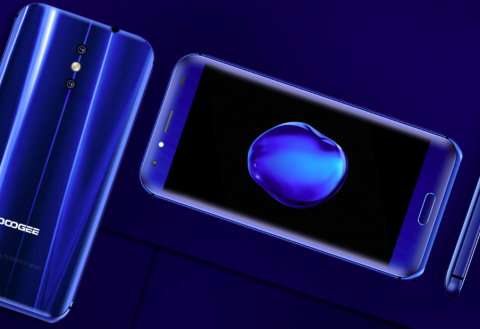 DOOGEE BL5000 announced with 5050mAh battery, dual camera, and 8-curve body
