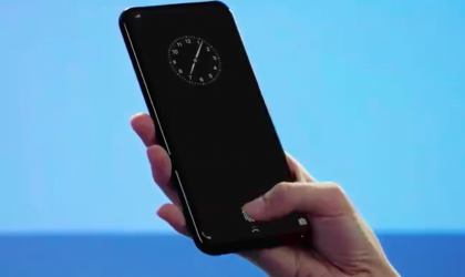 New Vivo phone with full screen display and on-screen fingerprint scanner leaked in a video