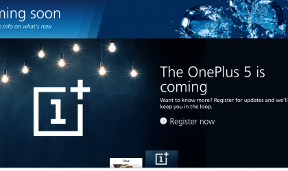 O2 UK will carry the OnePlus 5