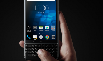 BlackBerry KeyOne update rolling out with June security patch