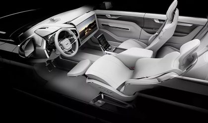 Volvo self-driving car to launch on 2021 in partnership with Nvidia