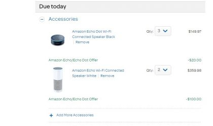 [Deal] Get Amazon Echo and Echo Dot on discount from AT&T