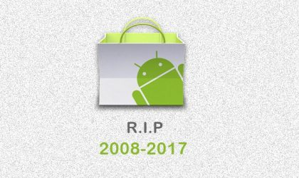 Google will kill Android Market on June 30