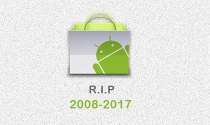 Google will kill Android Market on June 30