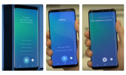 Bixby Voice is finally arriving on Galaxy S8 and S8+ in the US