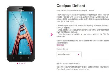 coolpad Archives - The Android Soul