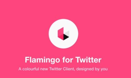 Flamingo for Twitter receives a major update [App on sale, available for 1.99USD]