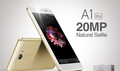 Gionee A1 Lite launched in Nepal for 26,999 Nepalese Rupee ($262)
