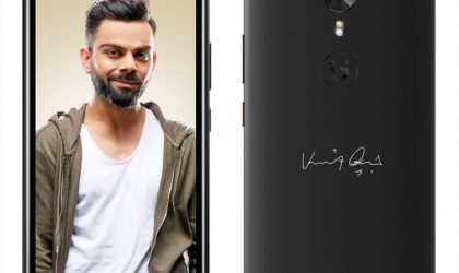 Gionee A1 Signature Edition launched in India for INR 19,999, release set for June 28