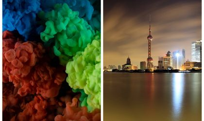 Download Gionee S10 and Huawei Matebook 2017 stock wallpapers