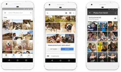 Google starts rolling out Suggested Sharing and Shared Libraries for Google Photos