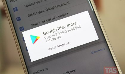 New Play Store update released with version 7.9.30 [APK]