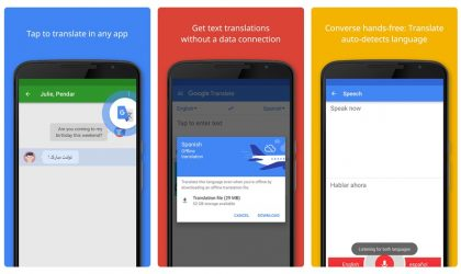 Google Translate hits 500 million downloads on the Play Store
