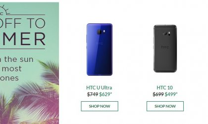 [Deal] HTC 10, U Ultra and Bolt are under discount right now in USA