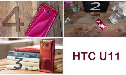 HTC U11 in Red color to launch in USA on June 20