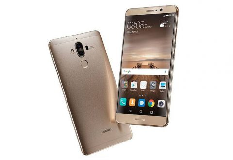 Huawei Mate 10 with full screen display to launch later this year
