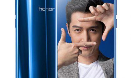 How to take screenshot on Huawei Honor 9